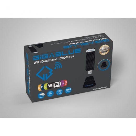 GigaBlue 1200MBit Wlan Dual Band USB 3.0